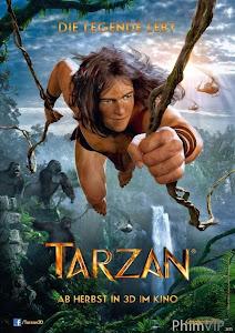 Cậu Bé Rừng Xanh - Tarzan poster
