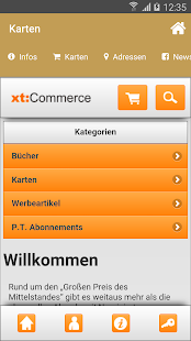 Mittelstandspreis- screenshot thumbnail