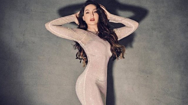 Smoky Bold Pics of Nora Fatehi in 2020