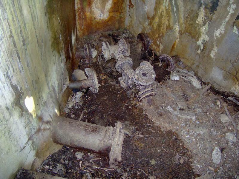 Les reservoirs d'injection hydraulique des Taverdons