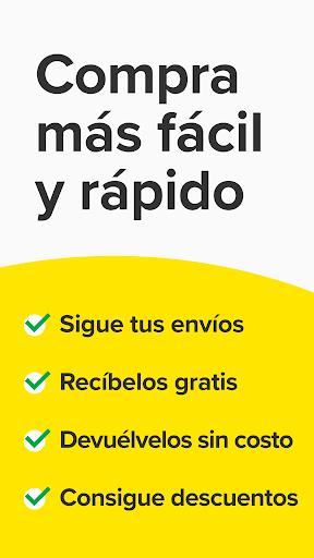 Mercado Libre: compra fácil y rápido screenshot