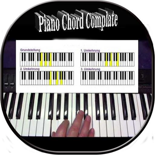 Complete Piano Chord - Apps on Google Play