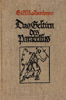Das Gestirn des Paracelsus (in German)