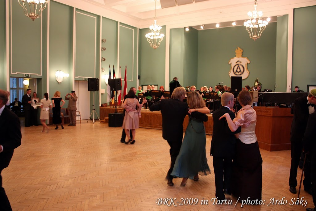 46. Balti Rahvaste Kommers / 46-th Commers of Baltic Fraternities - BRK2009_t014.JPG