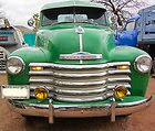 1951 Chevrolet truck 1/2 ton step side original style older restoration GM 51