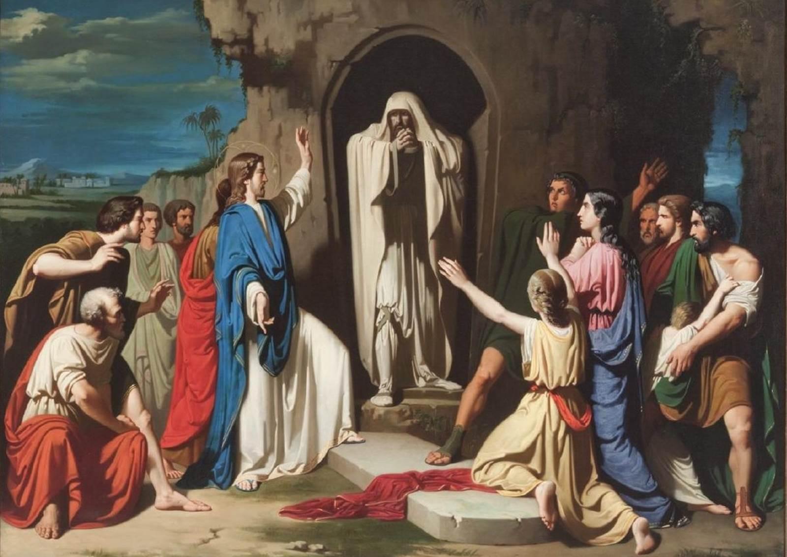 Thầy là sự sống lại (29.3.2020 – Chúa Nhật 5 MC, Năm A)
