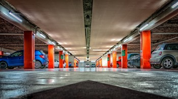 security solutions for underground car park access