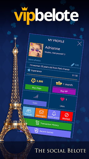 Belote u2665ufe0f VIP Belote online multiplayer free cards  screenshots EasyGameCheats.pro 5