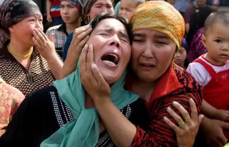 Ketika mata mendipaksa buta dan Uyghur terus membara ?