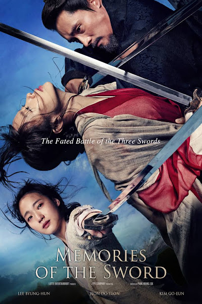 Memories Of The Sword - Kiếm ký Lee Byung Hun