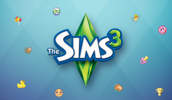 The Sims 3 Icons