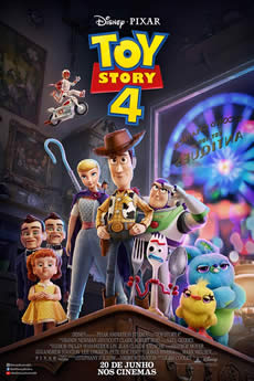 Capa Toy Story 4 Dublado Torrent