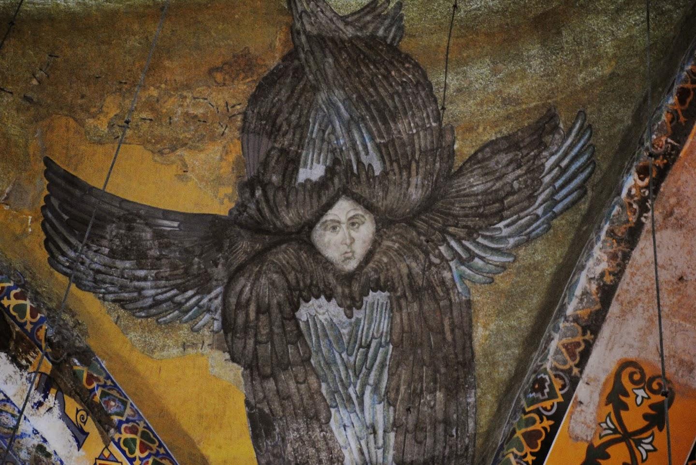 My Photos: Turkey -- Mosaics -- Istanbul -- Aya Sofia