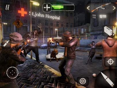 Last Day: Zombie Survival Offline Zombie Games App Download For Android 9