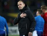 Tension entre deux joueurs de Gand après le match contre l'AS Roma, Jess Thorup répond à l'incident