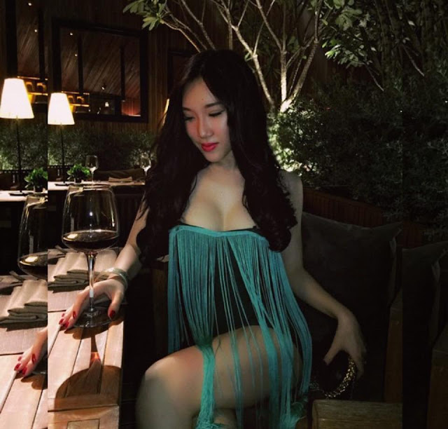 Hot girl Hoàng Anh