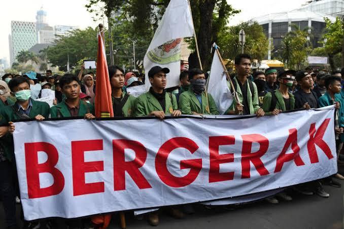 Dema UIN Jakarta: Mahasiswa Harus Bersatu dalam Barisan dan Gerakan