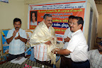 T.N.K.Kumaresh EBST Trustee presenting Shawl to the Chief guest :: Date: Feb 17, 2008, 11:26 AMNumber of Comments on Photo:0View Photo