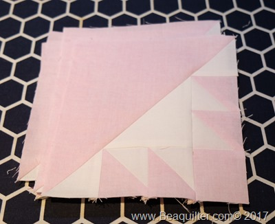pink girl QUBE quilt3