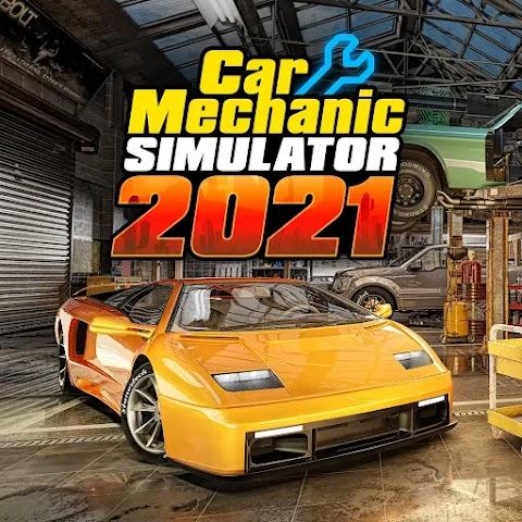 โหลดเกมส์ (PC) Car Mechanic Simulator 2021   เกมแต่งรถ
