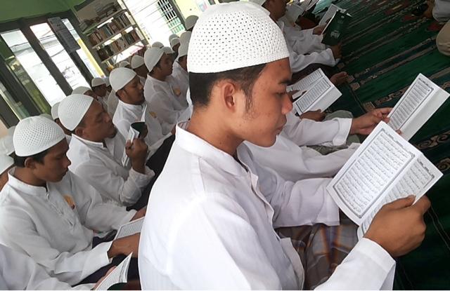 120 Napi Lapas Jombang Khataman Al Qur'an
