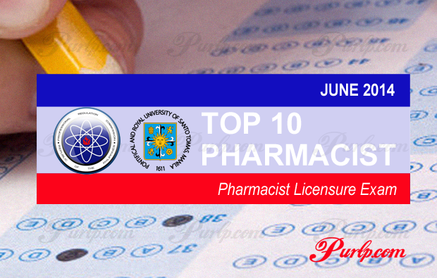 june 2014 top 10 pharmacist board exam