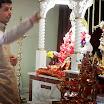 Sri rama navami celebrations Abhishakham and kalyanam in temple