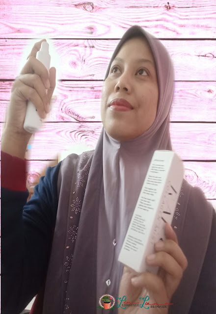 Raes Collagen Mist Pilihan Untuk Rutin Harianku