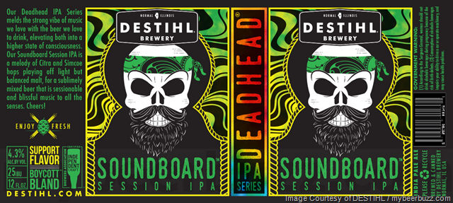 DESTIHL Soundboard Session IPA & BA Antiquity