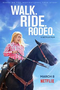Capa Andar Montar Rodeio: A Virada de Amberley (2019) Dublado Torrent