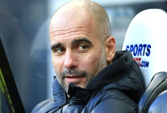 Pep Guardiola Wins Manager Of The Year Award (See Details)
