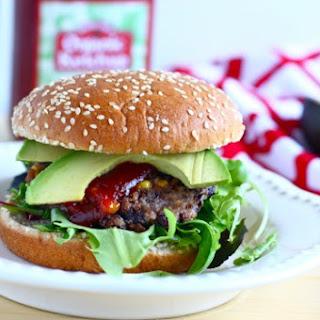 Boyfriend-Approved Spicy Black Bean Burgers.