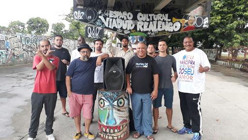 CCS AISP 14 visita o Espaço Cultural Viaduto de Realengo