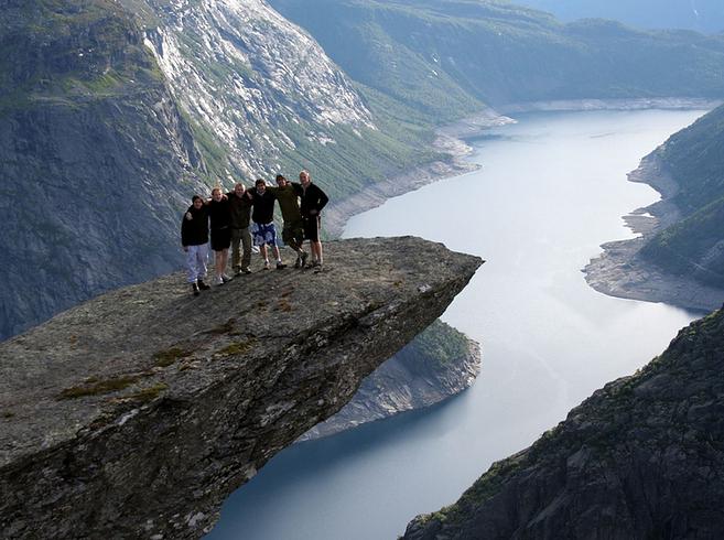 Imágenes de algunos de los lugares más bellos del planeta