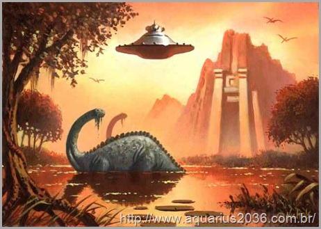 Alienígenas na pre-história