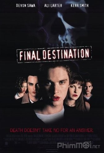Lưỡi hái tử thần 1 - Final Destination (2000)