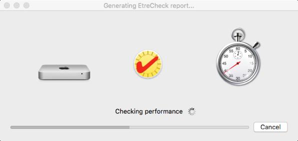 5 performance checking
