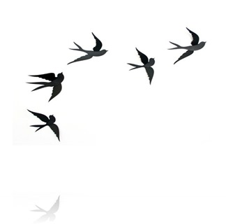 swallow-wall-art