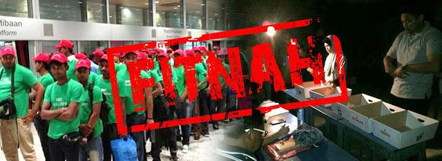 #PRU14 :AWAS SERANGAN FITNAH MENJELANG HARI PEMBUANGAN UNDI