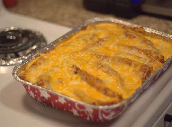 Super Tasty Enchiladas Recipe