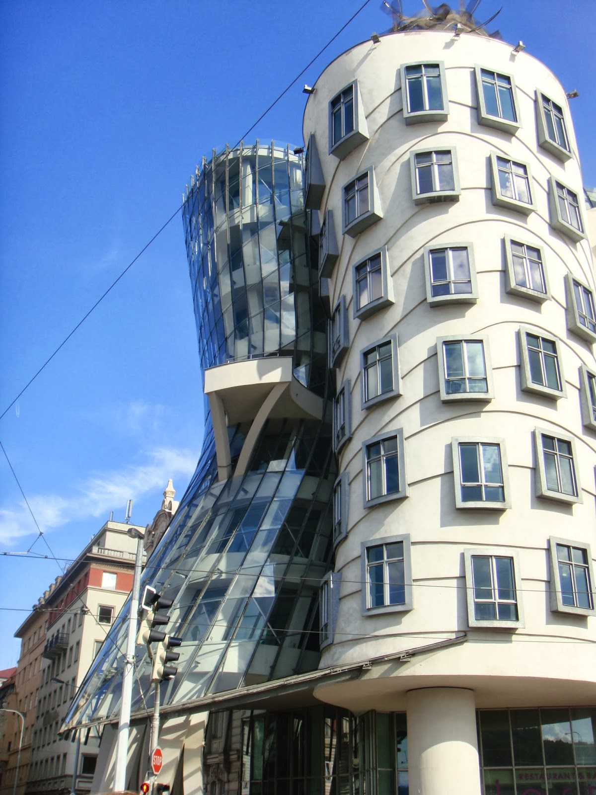 Como Ginger y Fred en la Casa Danzante de Praga, Elisa N, Blog de Viajes, Lifestyle, Travel