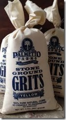 Palmetto grits