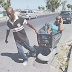 See How This Caring Man Moved His Girlfriend Around In A Trolley (Photo)