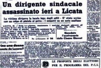 L'unita 18 marzo 1958