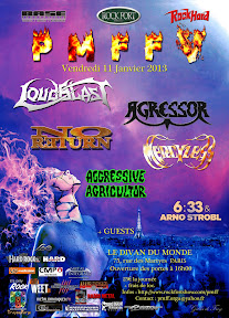 Paris Metal France Festival V