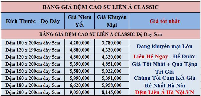 bang-gia-dem-cao-su-lien-a-classic-5cm