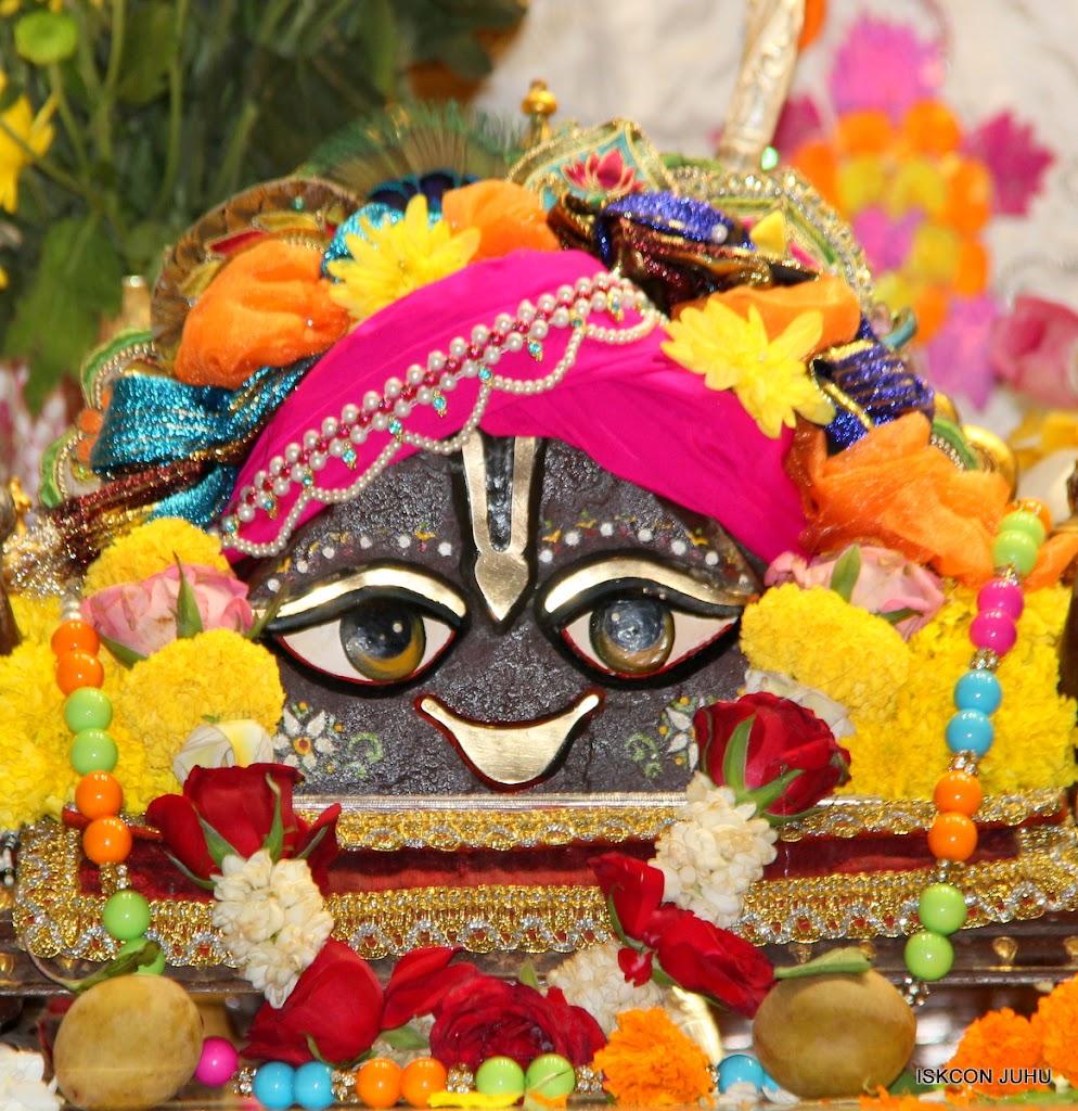 ISKCON Juhu Sringar Deity Darshan on 11th Aug 2016 (11)