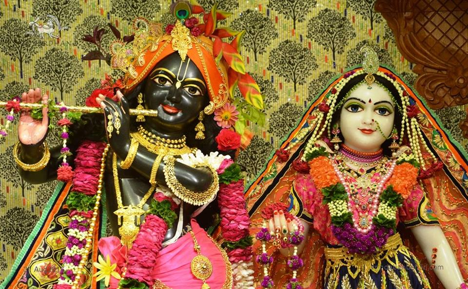 ISKCON Wada Deity Darshan 31 August 2016 (1)