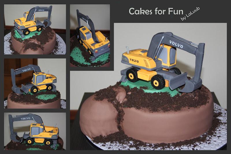 taart kraan Mobiele Kraan taart (Pagina 1)   Taarten Parade   DeLeuksteTaarten  taart kraan