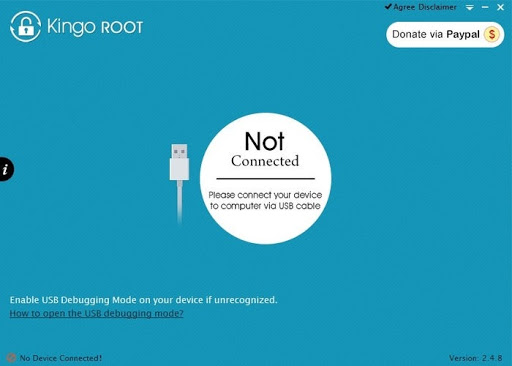 kingo desktop app